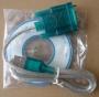 Переходник с USB на RS232 (последовательный порт DB9)